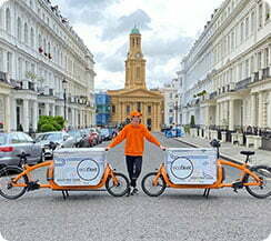 Sustainable Delivery Service - Mindful Delivery - ecofleet