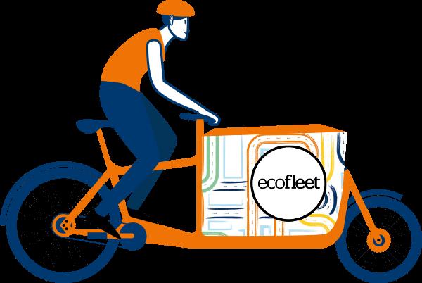 ecofleet Rider - Eco Friendly Delivery Service